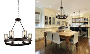 modern rustic lighting. Furniture: Rustic Wooden Wrought Iron Chandeliers Shades Of Light With Regard Within Modern Lighting Staceyalickman.com