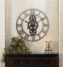 amazing large wall clocks for your interior decor remarkable large wall clocks design ideas