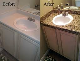 bathroom luxurious painting bathroom keep on brilliant painted faux granite a decorate can you paint