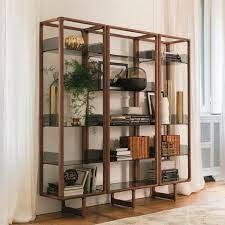 wall mounted bookcase myria porada