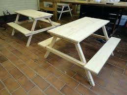diy picnic table diy picnic table with built in cooler