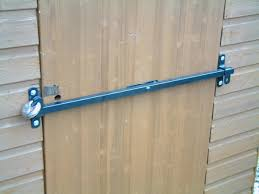 Top Sliding Door Security Bar New Decoration How to Install