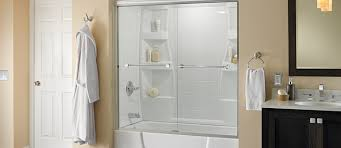 bathtub enclosure ideas bathtub shower combo bath enclosure ideas delta shower doors