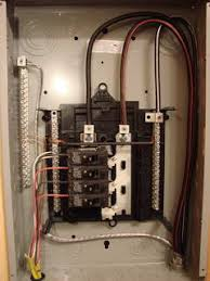 circuit breakers and electrical panel a circuit breaker sub panel