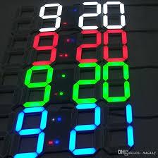 lcd wall clock large modern design digital led clock led wall clock big large lcd digital