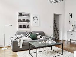 living roomawesome scandinavian living room design inspiration with white rectangle laminated fabric lovely sofas awesome scandinavian ideas