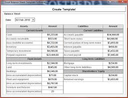 balance sheet template personal finance balance sheet template matchboard co