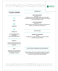 resume for it company the ultimate collection of resume templates for 2019
