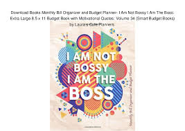 Monthly Bill Organizer Book Download Books Monthly Bill Organizer And Budget Planner I Am Not Bo