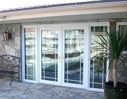 patio glass door repair patio door replacement