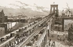 Who Designed The Brooklyn Bridge Brooklyn Bridge Disaster