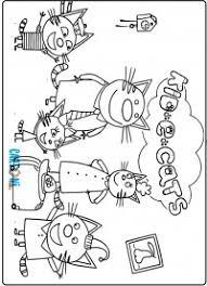 Kid E Cats Disegni Da Stampare Cartoni Animati