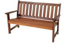 2 seater coast park bench