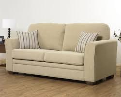 Sofa Minimalis Krem