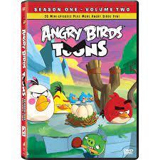 Buy Angry Birds Season 1 Volumes 1 / 2 + Season 2 Volume 1 + Angry Birds  Stella Season 2 + Season 3 Volume 1 (5 DVD Discs - Over 5.5 Hours) - Lynne  Guaglione, Eric Guaglione Online in Germany. B095YY4KTH
