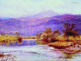 western painting landscape oil painting 16
