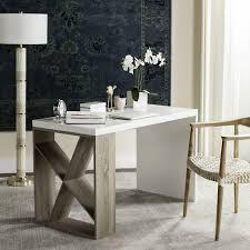 incredible unique desk design. CARLENE MODERN SCANDINAVIAN SIDE STORAGE LACQUER DESK FOX4235A DESKS Incredible Unique Desk Design