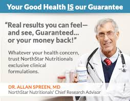 meet northstar nutritionals chief research advisor dr allan spreen md