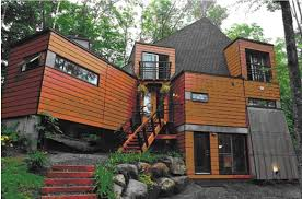 The Out of the Box Cargo Container Homes : Cargo Container Homes Green  Living