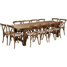 piece dining set 13 room table sets oaks
