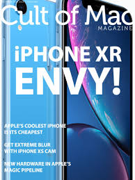 Serious Iphone We Xr Of cult Mac Envy Got Magazine Cult 've ZwEF6