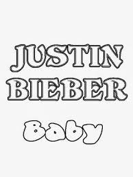 Small Picture Justin bieber coloring pictures