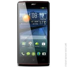 Смартфон ACER Liquid E3 DualSim E380 Black