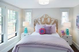 Lavender teen girl's lamp