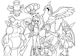 Pokemon Noir Blanc Coloriages Pokemon Coloriages Pour Enfants