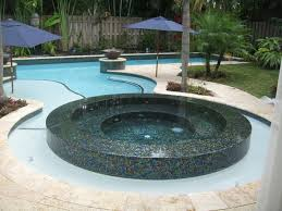 Designer Pools And Spas Jamestown Ny Designer Pools Hours Geometric Contemporary Pool Bubbler