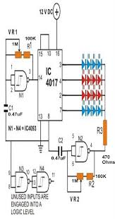 12v Strobe Light Circuit Led Strobe Wiring Diagram Wiring Library
