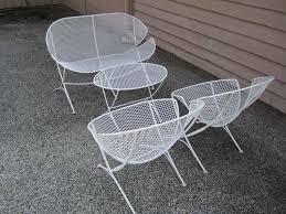 salterini outdoor furniture. outstanding set of maurizio tempestini designed patio furniture for salterini this amazing consists outdoor b