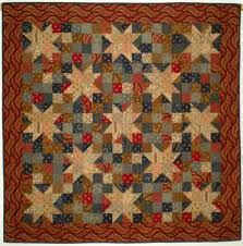 Best 25+ Civil war quilts ideas on Pinterest | Patchwork patterns ... & Civil War Quilts: Stars in a Time Warp 15: Woven Plaids Adamdwight.com