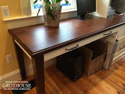 office counter tops. Walnut Wood Desk Tops For Residential Home Offices Office Counter O