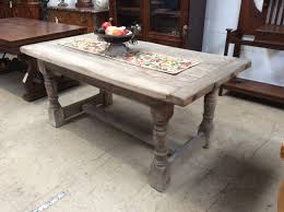 French Farmhouse Dining Table Weathered French Farmhouse Table French Antiques Melbourne