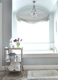 interesting design ideas small chandeliers for bathrooms lighting your bathroom while adding with regard to remodel 16