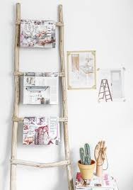 Magazine Rack: It beats stacking up your collection of Kinfolks on your  kitchen counter. (via Binti Home Blog)