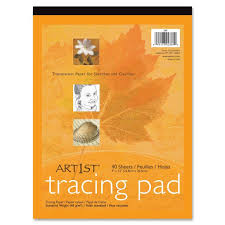 Amazon Com Pacon 96510 Tracing Paper 25 Lbs 9 X 12 Semi