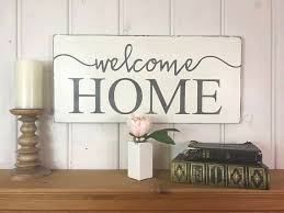 best 25 welcome home signs ideas
