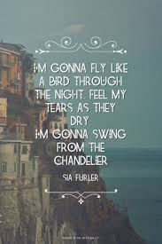 Fetching Elegant Chandelier Song Awesome 40 Best Music Pinterest Awesome Good Country Song Quotes