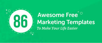 marketing slick template 86 awesome free marketing templates to make your life easier