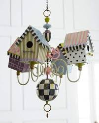 at neiman marcus mackenzie childs mackenzie childs birdhouse chandelier