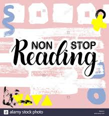 Funny Quotes About Reading Non Stop Reading Inspirational And Motivational Hand Painted
