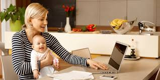 10 great work at home jobs for stay at home moms flexjobs