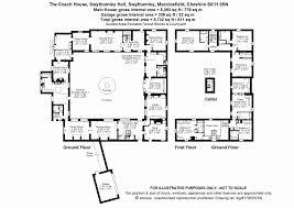 ancient roman villa floor plan floorplan brochure epc