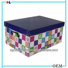 Decorative Cardboard Storage Boxes With Lids Oem Printing House Decorative Lids Cardboard Storage Box Buy Oem 21