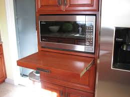 Kitchen Cabinet For Microwave Kitchen Cabinet With Microwave Shelf Alkamediacom