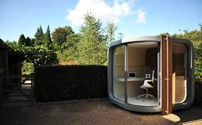Home Office Pod TheCoolist