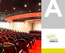 Brochure Centro Congressi Auditorium Aurelia