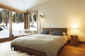 View in gallery Wooden modern bedroom design